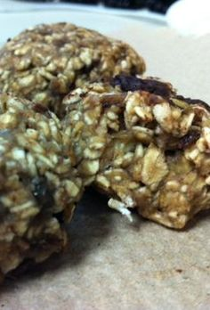Love Eat Clean's 2 ingredient cookies! Delicious and SUPER easy to make!