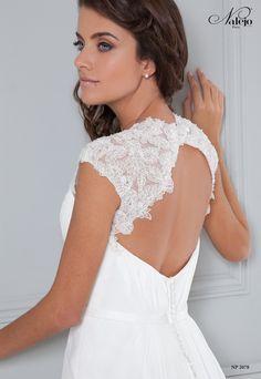 Vestidos de noiva 2015: mais novidades da Vestidus | Simplesmente Branco