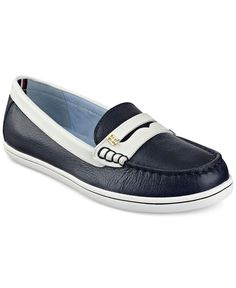 Tommy Hilfiger Women's Butter Penny Loafers - All Women's Shoes - Shoes -  Macy's