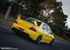 Yellow Evo