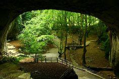 Zugarramurdi cave witches Spain- Escenario de pelicula, ademas de verdad.