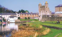 Let's move to Enniskillen, County Fermanagh