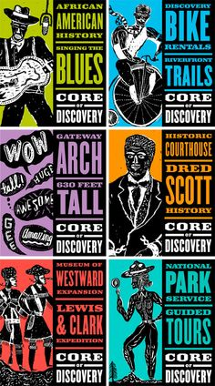 Travis Brown: Core of Discovery Branding