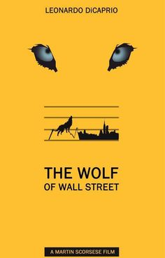 Movie <The wolf of Wall Street >