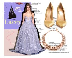 """""""Lacey    S02Chp18"""" by andyryan on Polyvore featuring Ellen Conde and Gianvito Rossi"""