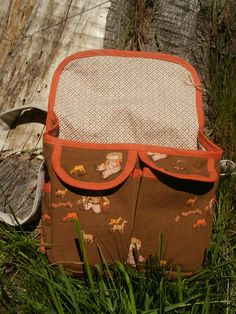 messenger back inside by wendyls1, via Flickr