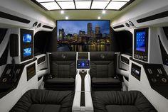 Lexani Motorcars | Custom Luxury Sprinter and SUV Conversions | Vehicle