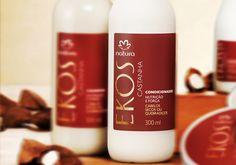 Condicionador Castanha Ekos - 300ml... Nutrição e força para os cabelos, extraídas da castanheira. - Shop EKOS