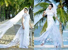 Ao dai Vietnamese Traditional Dress, Traditional Dresses, Ao Dai Wedding, Bridal Pants, Wedding Attire, Wedding Dresses, Body Types, Unique Weddings, Pant Suits