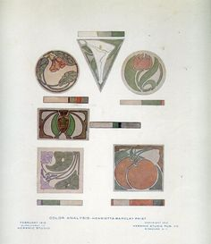 Keramic Studio Magazine - a collection: 1915 - February - Henrietta Barclay Paist