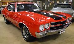 1969 Chevelle SS 454
