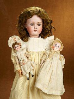 German Bisque Child Doll, Model 168, by Kestner  300/500