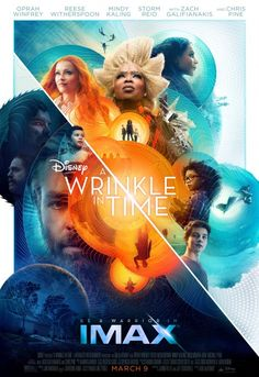 Click to View Extra Large Poster Image for A Wrinkle in Time