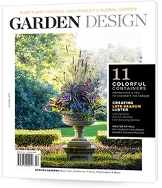 If you haven't seen a recent issue of this magazine, then click through to see one online. This publication is ad-free and absolutely beautiful. A very thoughtful gift for your favorite gardener!