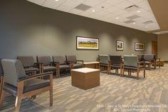 Main Lobby inSt. Mary's Hospital in Nebraska City Architectural and Framed Art by KJP http://www.kurtjohnsonphotography.com/