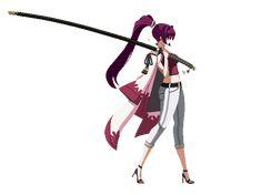 Yuzuriha (UNIEL) Animations