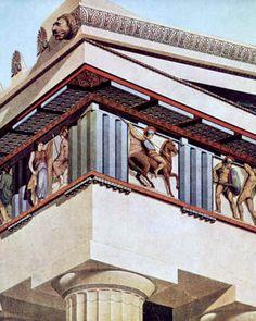 Η Ακρόπολη των Αθηνών - Η Ιστορία της Ακρόπολης