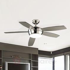 Ventilateur de plafond SAMAL avec télécommande 6026191