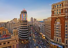 "See 4832 photos and 232 tips from 65788 visitors to Madrid. ""Very different from it's ""Catalan cousin"" Barcelona. Foto Madrid, Madrid Barcelona, Spain Madrid, Casa Labra, Best Hotels In Madrid, Madrid Travel, Places In Spain, World Cities, Riviera Maya"
