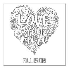 Timeless Creations - Creative Quotes Coloring Page - Love ...