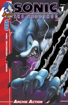 Sonic the Hedgehog #264 and Sonic Universe #67 Covers and Solicitations Revealed