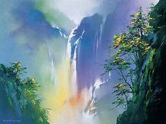 пейзажи Hong Leung – 20