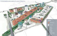 Stedenbouwkundig plan Strijp-S