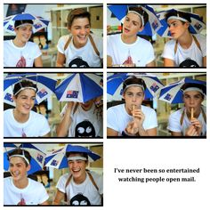 This is probably one of my favorite videos of them. I remember it's one of the first youtuber videos I had ever watched!