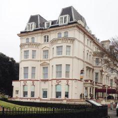 The French influence in buildings in Folkestone. #england #springbreak