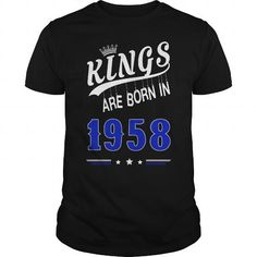 1958 Kings are born in