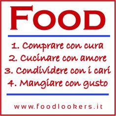 http://www.foodlookers.it amore per il cibo italiano!