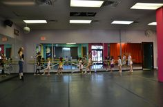Triple Threat (Ballet/Jazz/Tap) class - Fall 2012