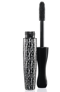 MAC In Extreme Dimension Lash Mascara. Tried this at the MAC counter today, waiting until my other one runs out, then running to get this one, it thickens and lengthens really well.