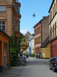 Gamla väster, Malmö - Old City Malmoe