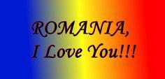 I love Romania I Love You, My Love, Romania, My Boo, Te Amo, Je T'aime, L Love You, Love You