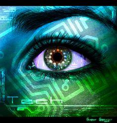 Tech by GVAR-Photography.deviantart.com on @DeviantArt
