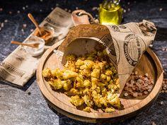 Parmesan Cauliflower Popcorn - So Delicious Cauliflower Popcorn, Parmesan Cauliflower, Healthy Side Dishes, Nut Free, Finger Foods, Roast, Vegetarian, Keto, Healthy Recipes
