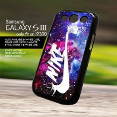 Nike Nebula Galaxy - For Samsung Galaxy S3 Case Cover   onlinecustomshop - Accessories on ArtFire