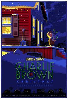 Charlie Brown Christmas makes me happy ☺