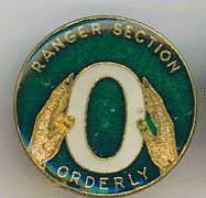 Girl Guides/Scouts Australian G - Ranger Guide Different Service Badge Ranger, Girl Guides, Scouting, Australia, Ebay