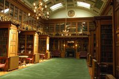 The New Library of the Royal College of Physicians of Edinburgh