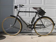 1955 Raleigh Sports
