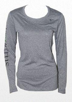 ec010669 Women's Nike Long Sleeve Dri-Fit Nike Long Sleeve, Long Sleeve Shirts, Nike