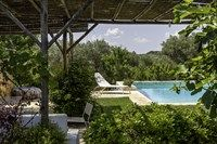 Trullo Terra Dolce - a beautifully restored group of trulli with stunning pool and gardens just outside the beautiful town of Ostuni, Puglia, Italy