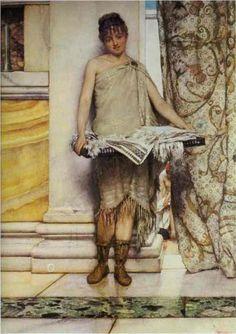 Balneatrix - Sir Lawrence Alma-Tadema