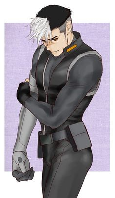Am I the only one who was looking at dat ass Form Voltron, Voltron Ships, Voltron Klance, Manga Anime, Takashi Shirogane, Shiro Voltron, Voltron Fanart, Body Poses, Hot Anime Guys