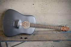 The World's First 3D-Printed Acoustic Guitar