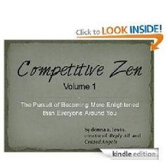 Competitive Zen at Amazon!