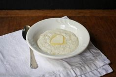 slow-cooker creamy grits