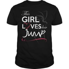 JUMP T-Shirts, Hoodies. BUY IT NOW ==► https://www.sunfrog.com/LifeStyle/JUMP-102691171-Black-Guys.html?id=41382